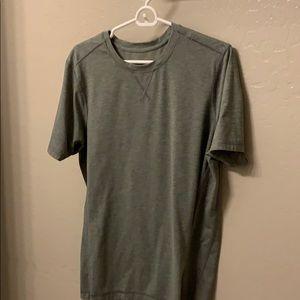 Grey Men's Lululemon shirt